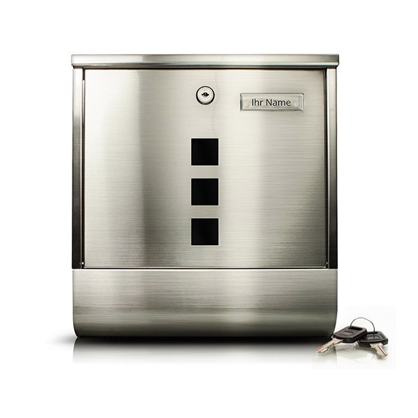 HPB2210 Stainless Steel Mailboxes