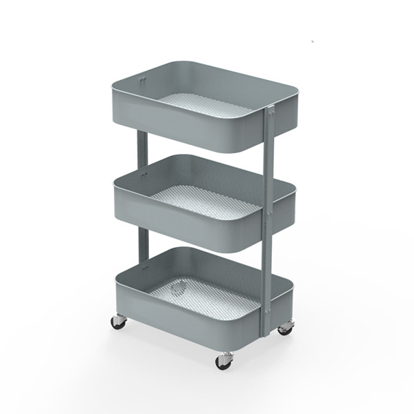 Carbon steel Rolling Storage Cart-HS-011