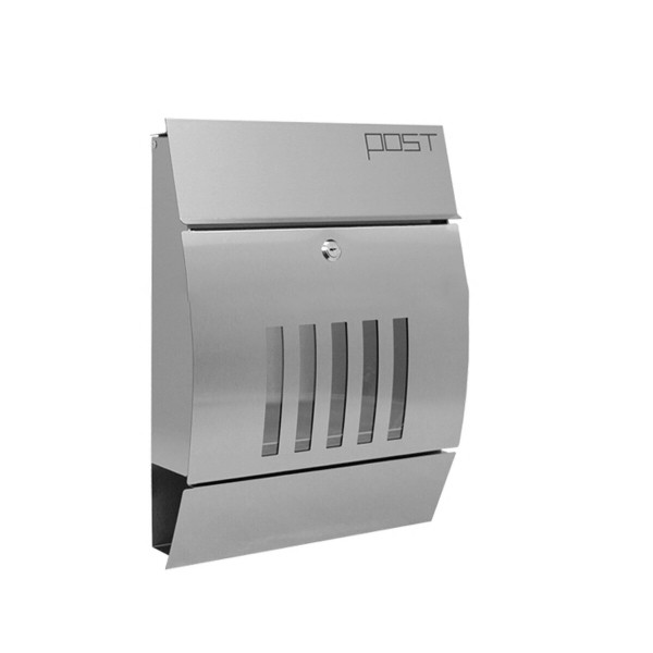 Galvanized steel / stainless steel Mailbox-HPB978