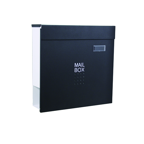 Galvanized Steel&Stainless Steel Mailbox-HPB933