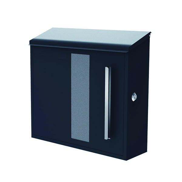 Galvanized steel / stainless steel Mailbox-HPB918NH
