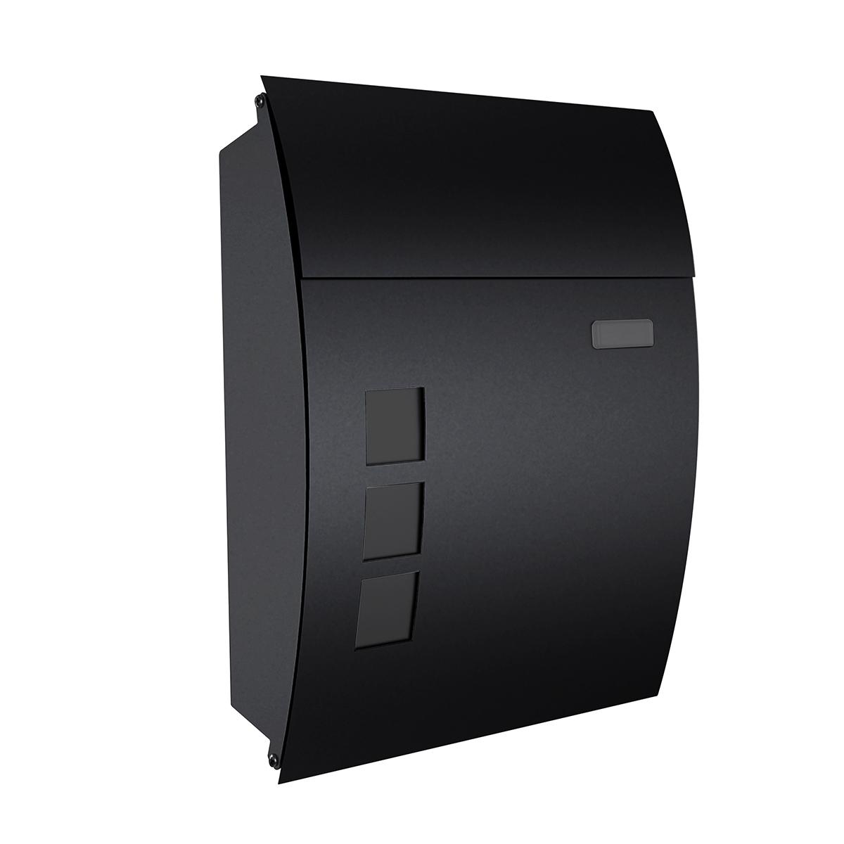 Galvanized Steel Mailbox-HPB931