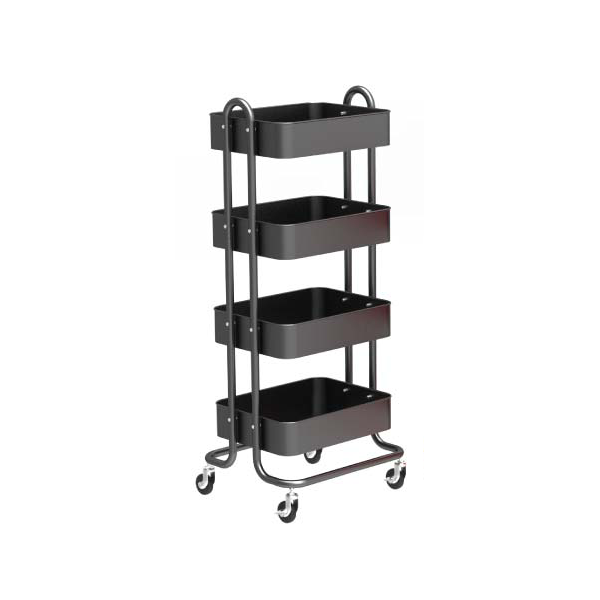 Carbon steel American hot sale rack storage cart-HS-003-1