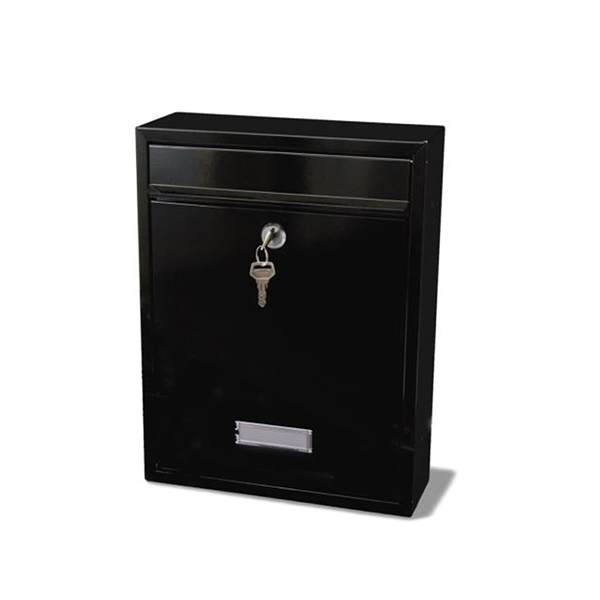 Galvanized Steel classic styles Mailbox-HPB024